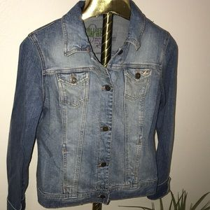 HOLLISTER SURF 1972  denim jacket